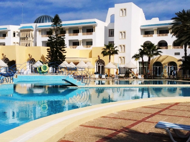 Hôtel  Liberty Resort 4* en All Inclusive