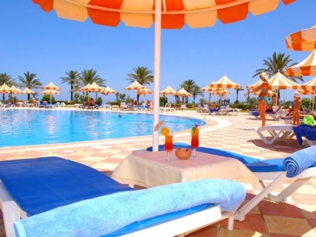 Nour Palace 5* & Thalasso - Club All Inclusive.